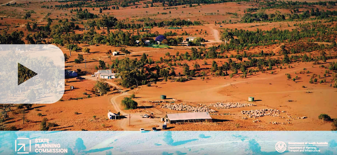 <p>Michael Lennon, Chair of the State Planning Commission talks about the importance of the Outback to South Australia and the benefits our newly released Outback Code and Development Assessment Regulations will bring to these remote communities.</p>