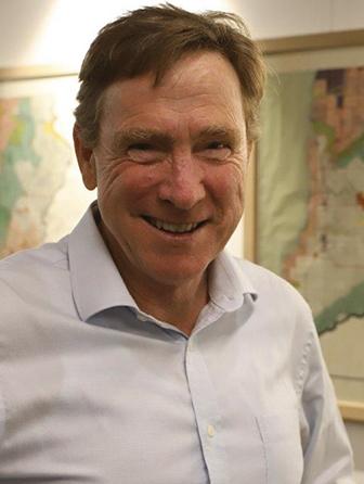 Photo of Mr Allan Holmes
