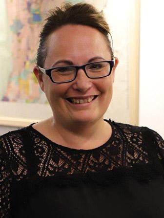 Photo of Ms Sally Smith