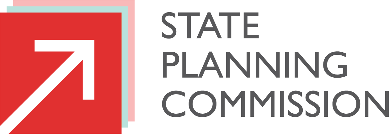 State Planning Commission logo
